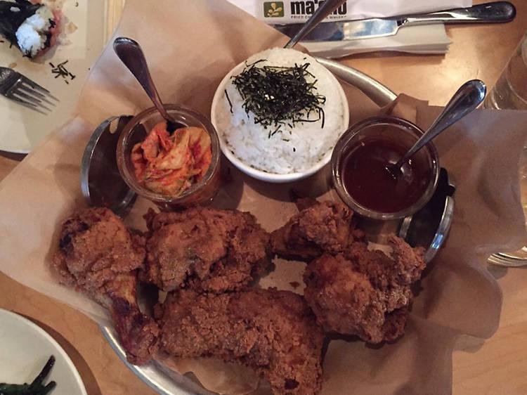 Ma'Ono Fried Chicken & Whisky, Seattle, WA