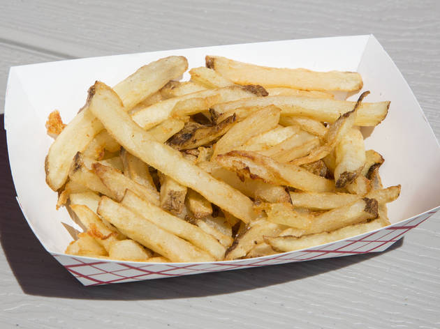French Fries from Frannie's Cafe Inc.