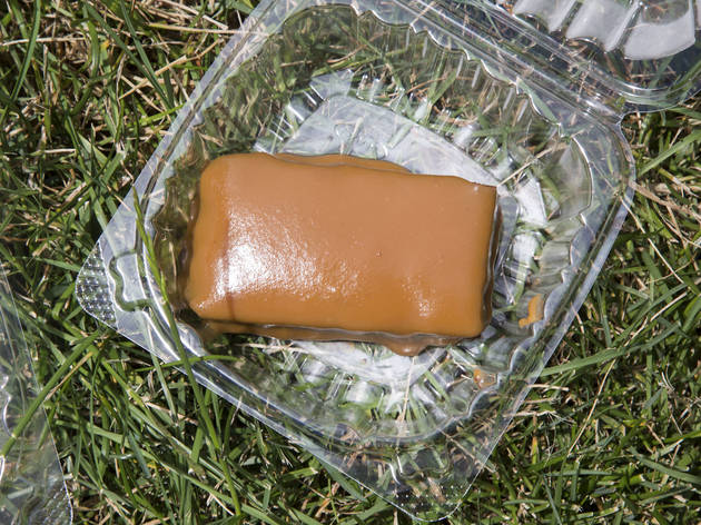 Caramel Brownie from Abundance Bakery