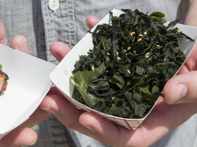Seaweed Salad from Arami