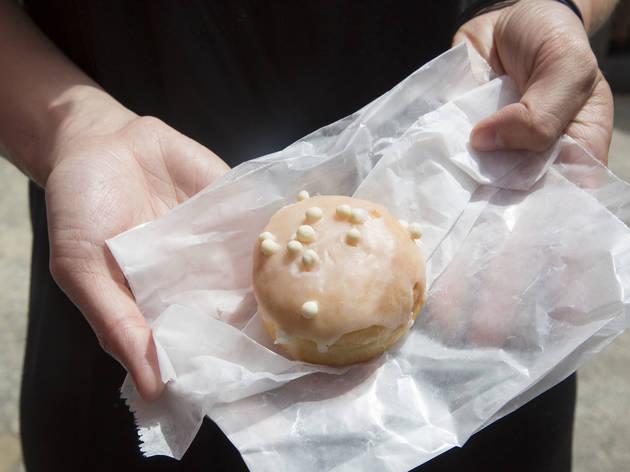 Vanilla Iced from Firecakes Donuts