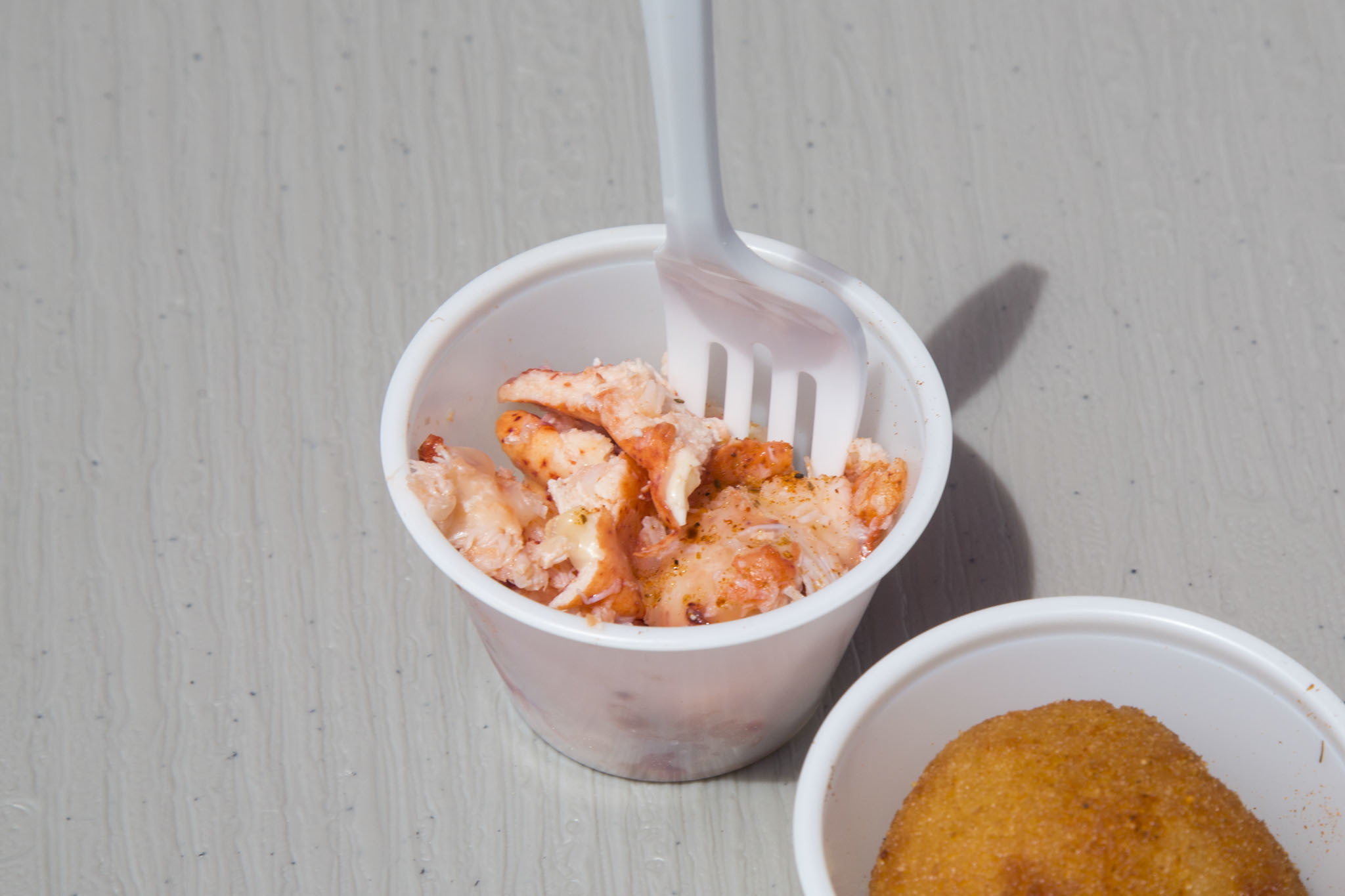 Taste of Happy Lobster from the Happy Lobster Truck
