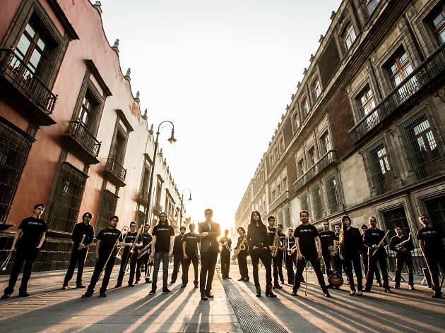 Orquesta Nacional de Jazz de México