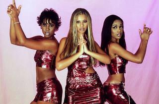 Destiny's Child group shot