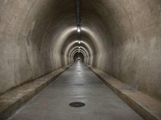 Revamped Zagreb tunnel to open to public