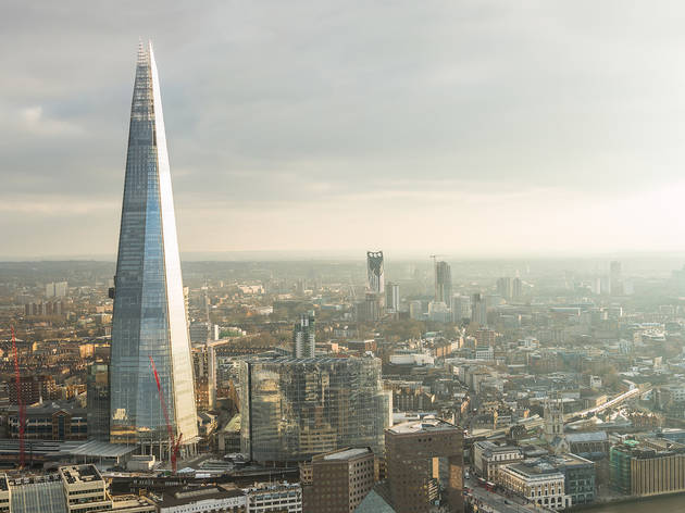Renzo Piano, The Shard, 2013