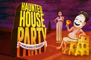 Haunted House Party: A Roman Comedy