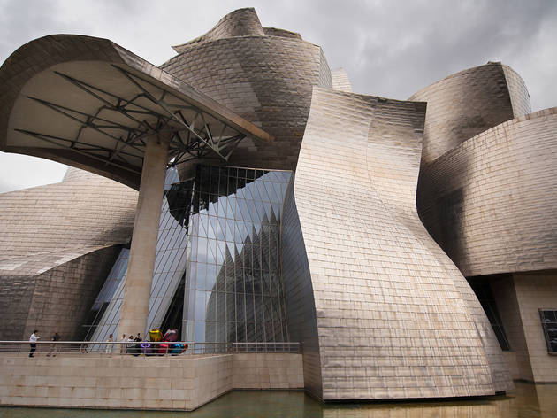 The Guggenheim Bilbao, 1997