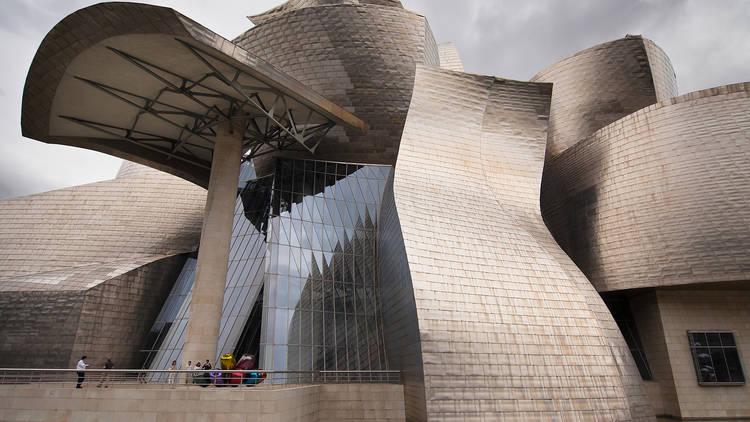 The Guggenheim Bilbao, 1997
