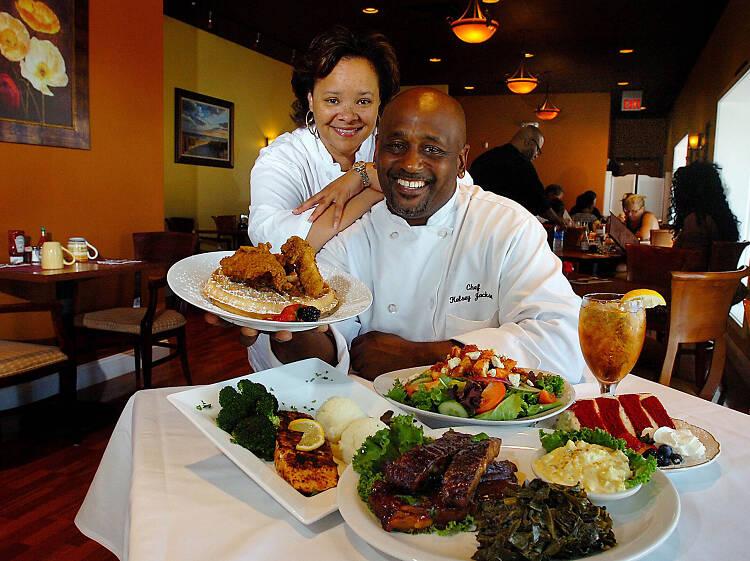 The best restaurants in Atlantic City