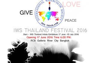IWS Thailand Festival