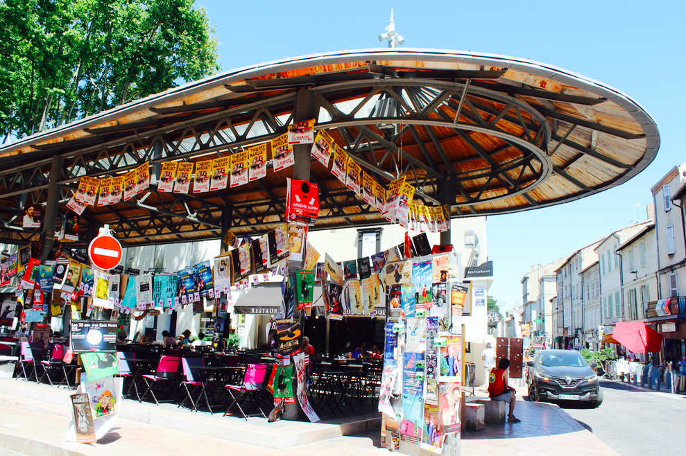Avignon : nos images du festival