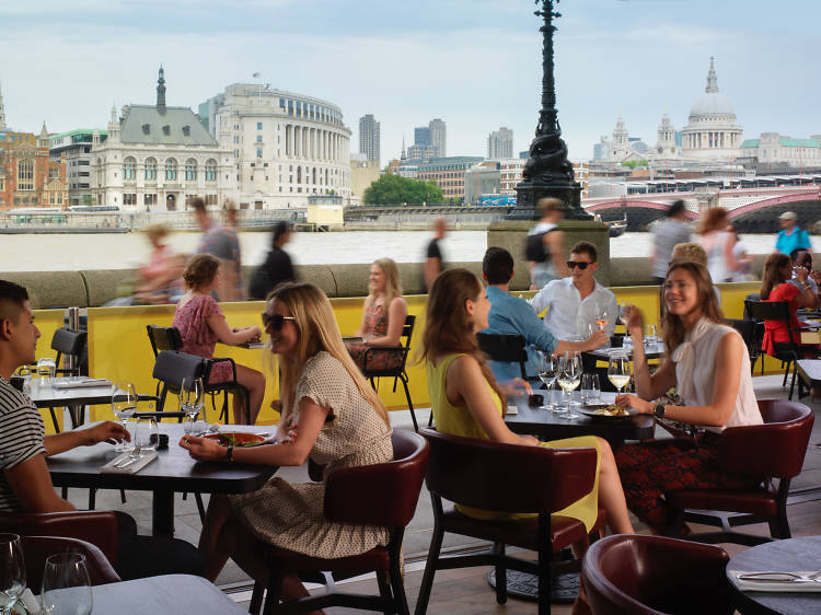 Restaurant at Sea Containers London