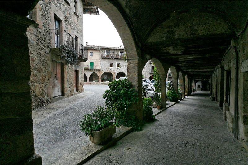 Santa Pau La Garrotxa