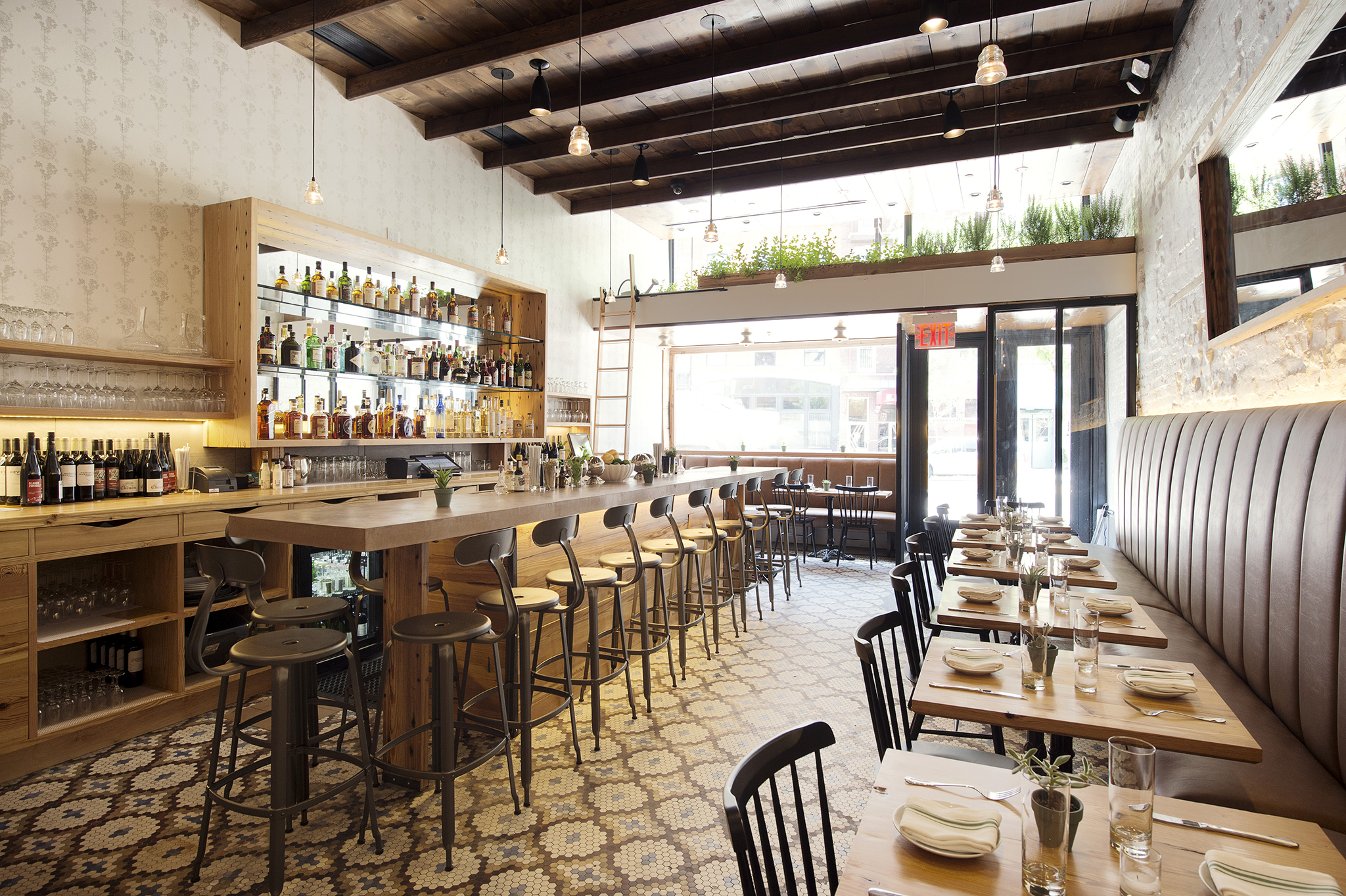 Meadowsweet Restaurants In Williamsburg New York