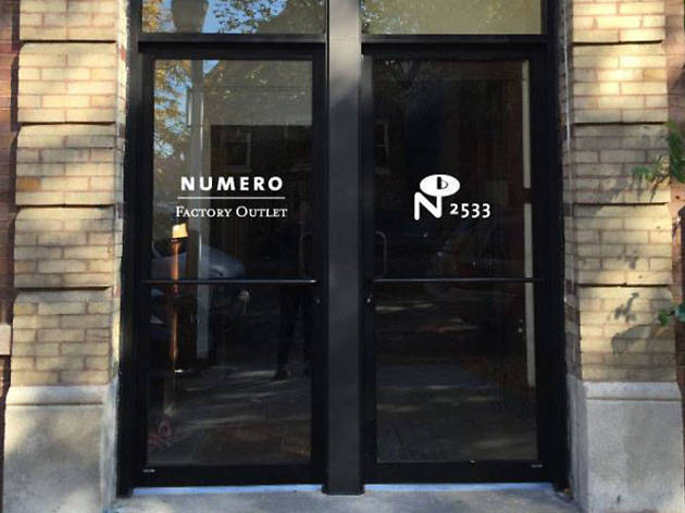 Numero Group factory outlet