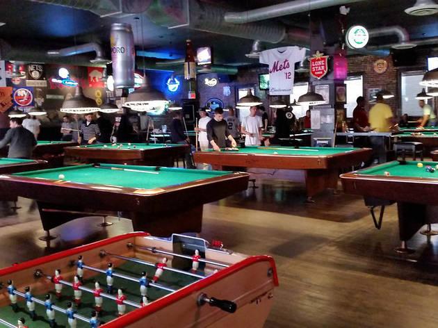 Break Bar & Billiards