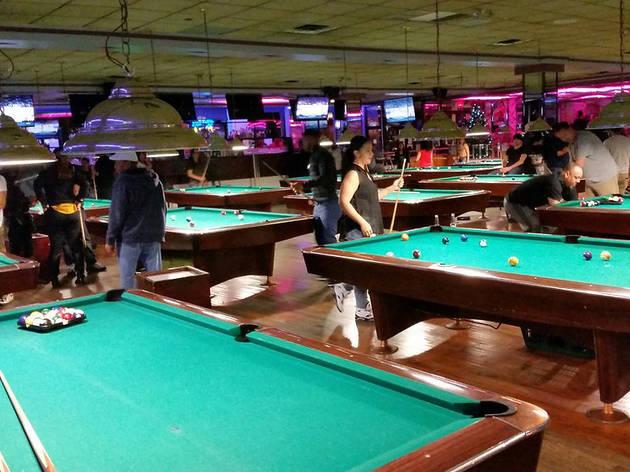 Park Billiards Cafe & Sports Bar