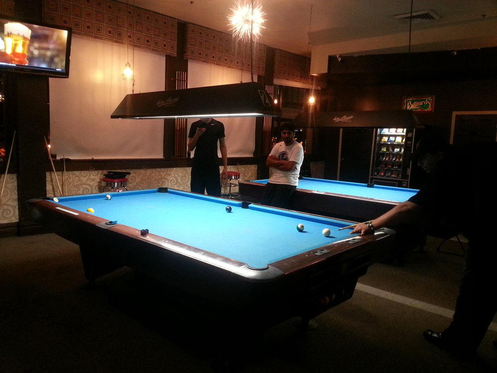 Best Pool Halls In Nyc From Upscale Billiards Clubs To