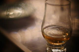 Whisky and poetry salon