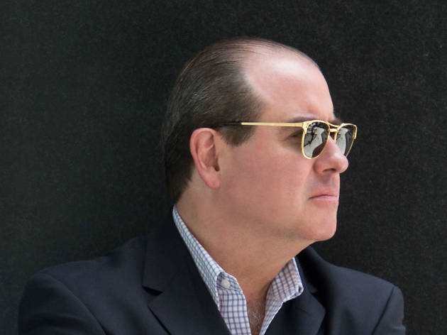 Ed Lorenz Big Band en la Ciudad de México