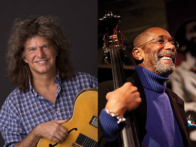 Porta Ferrada 2016: Pat Metheny & Ron Carter