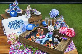 Urban Park x Keds afternoon tea