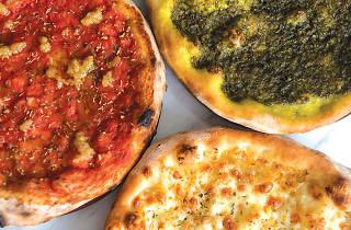 Almalfitana pizza
