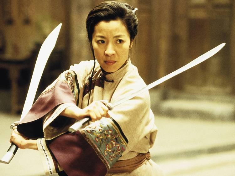 Wuxia warriors