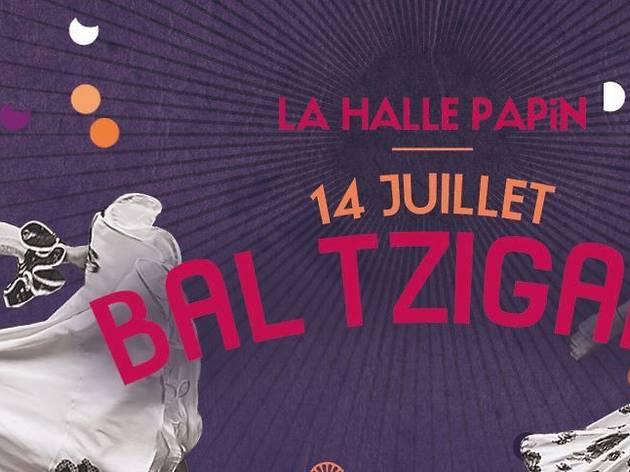 La Halle Papin fait son Bal Tzigane