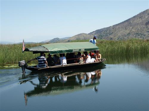 Neretva lake safari