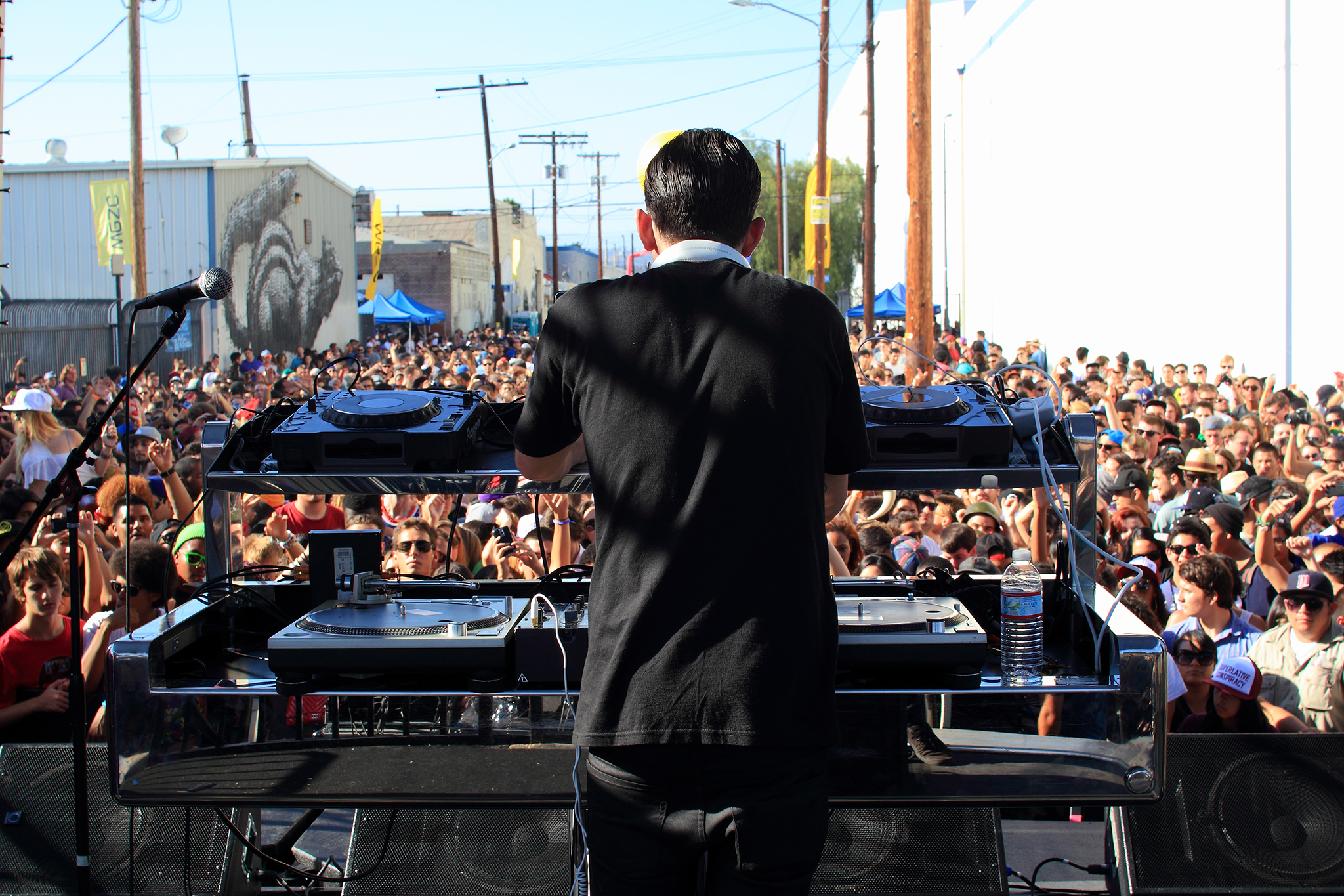 The best acts at this year's Mad Decent Block Party in Brooklyn