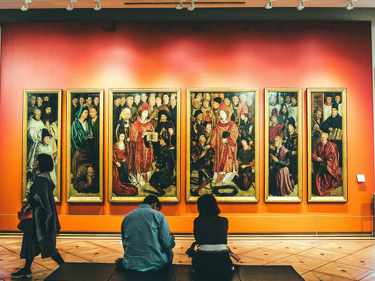 Things to do in Lisbon: five artworks you must see