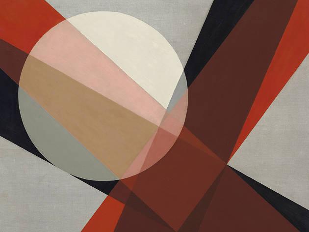 """Moholy-Nagy: Future Present"""