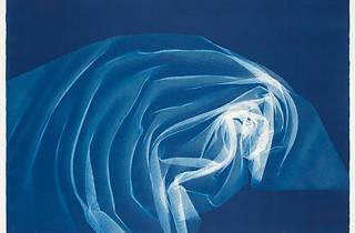 "Barbara Kasten. ""Untitled"", 1974."