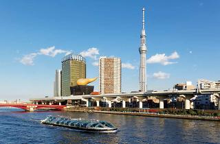 Suijo Bus in Asakusa | Time Out Tokyo