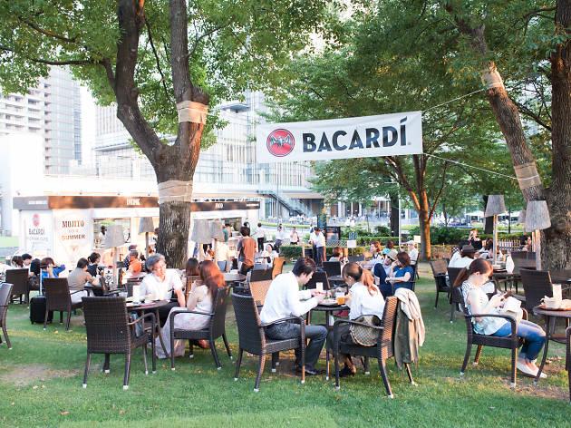 BACARDI MIDPARK CAFE2