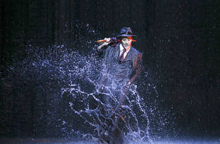 Singin' in the Rain 2016 Sydney production photo 01 feat Grant Admiral photographer credit Hagen Hopkins