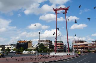 the Giant Swing (Sao Ching Cha) 02