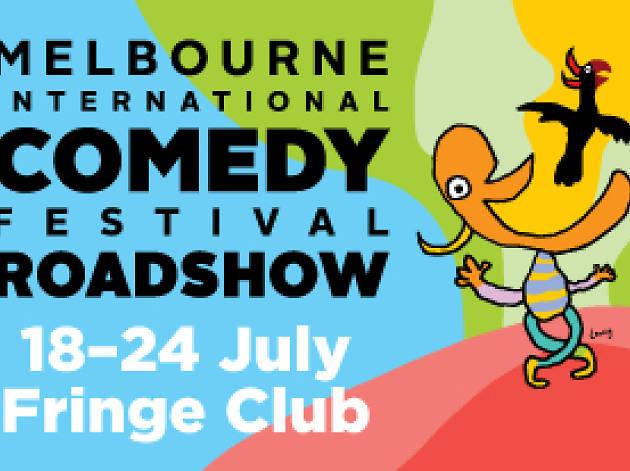 The Melbourne International Comedy Festival Hong Kong