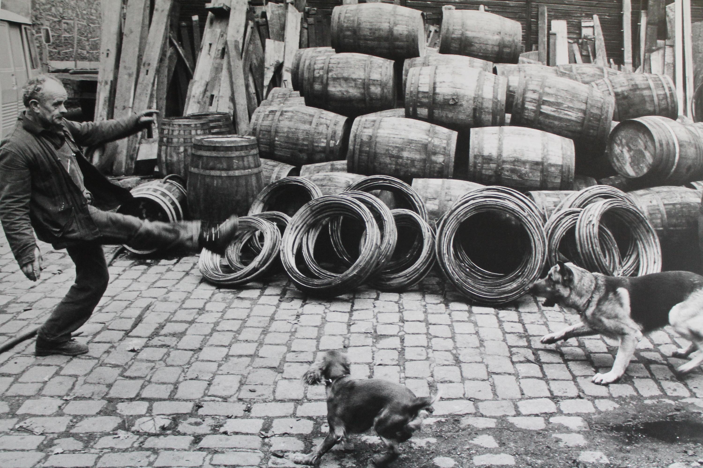 Bercy par Robert Doisneau