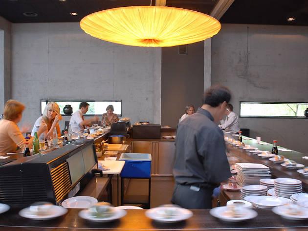 Noonh sushi bar