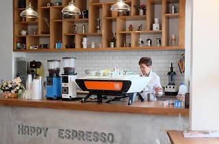 Happy Espresso in Bangkok