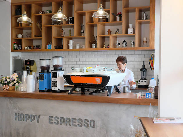 Happy Espresso in Bangkok
