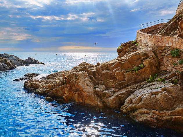 The Costa Brava's best coastal paths
