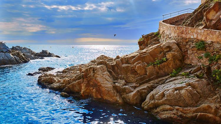 Camí de Ronda, Lloret de Mar