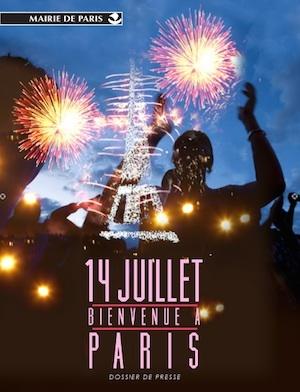 Le Concert 'Paris est une fête'