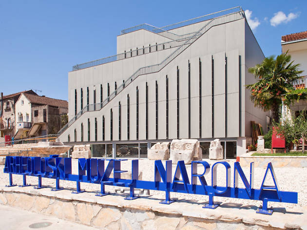 Archaeological Museum Narona