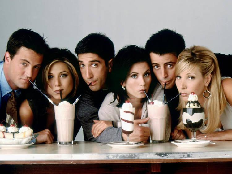 Acha que sabe tudo sobre Friends?