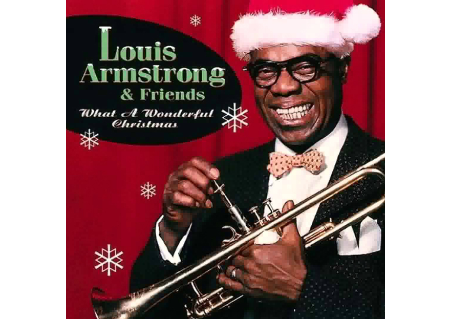 'Zat You, Santa Claus?' – Louis Armstrong